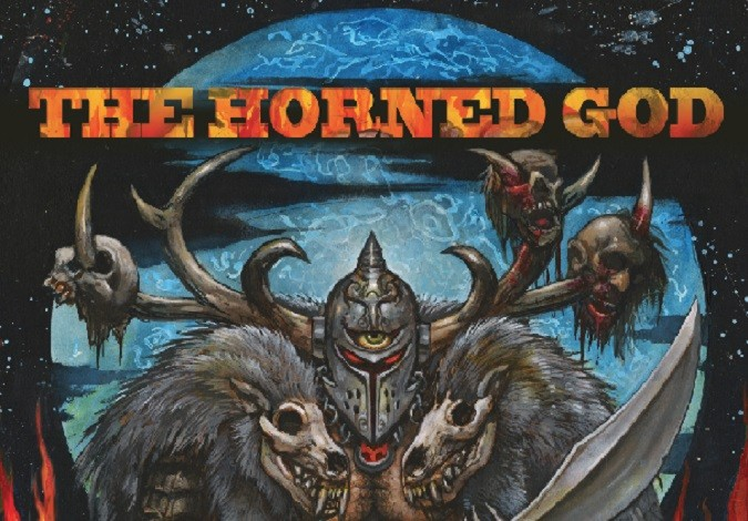 Exclusive Premiere: THE HORNED GOD 'Fodder, Flax, Fire And Frigg' New Single